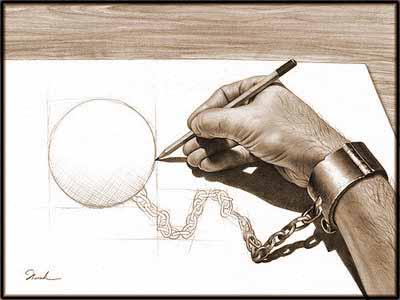 3 herramientas divertidas para eliminar los pensamientos obsesivos Prisionero